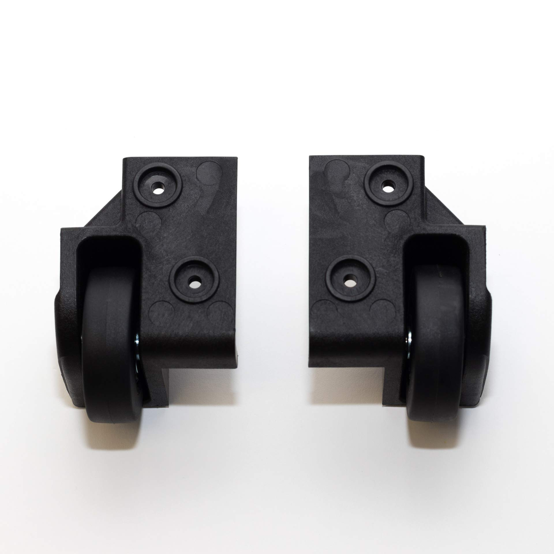 Pelican 1510/1560 Replacement Wheel housings(Left & Right) & 2 Wheels by Pelican