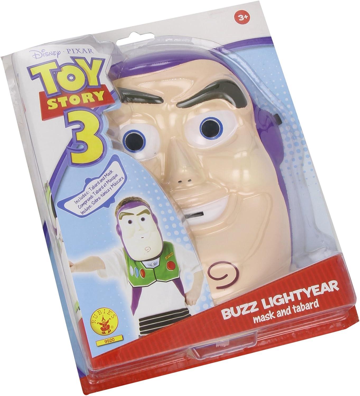 Disney Rubie`s - Buzz Lightyear blíster Set con máscara (9920 ...