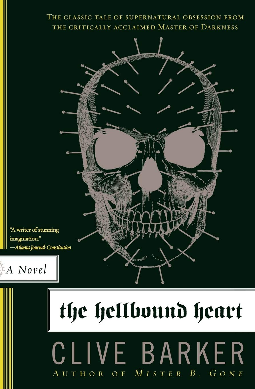 Download The Hellbound Heart By Clive Barker