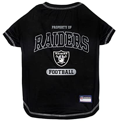 1402de5fa Image Unavailable. Image not available for. Color  NFL OAKLAND RAIDERS Dog  T-Shirt ...