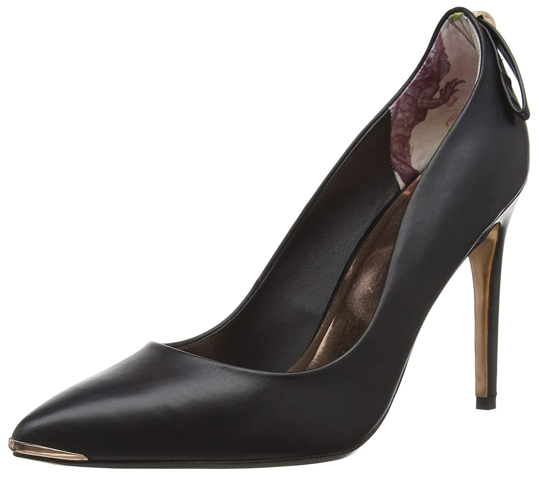 TALLA 38 EU. Ted Baker Livlia, Zapatos de tacón con Punta Cerrada para Mujer