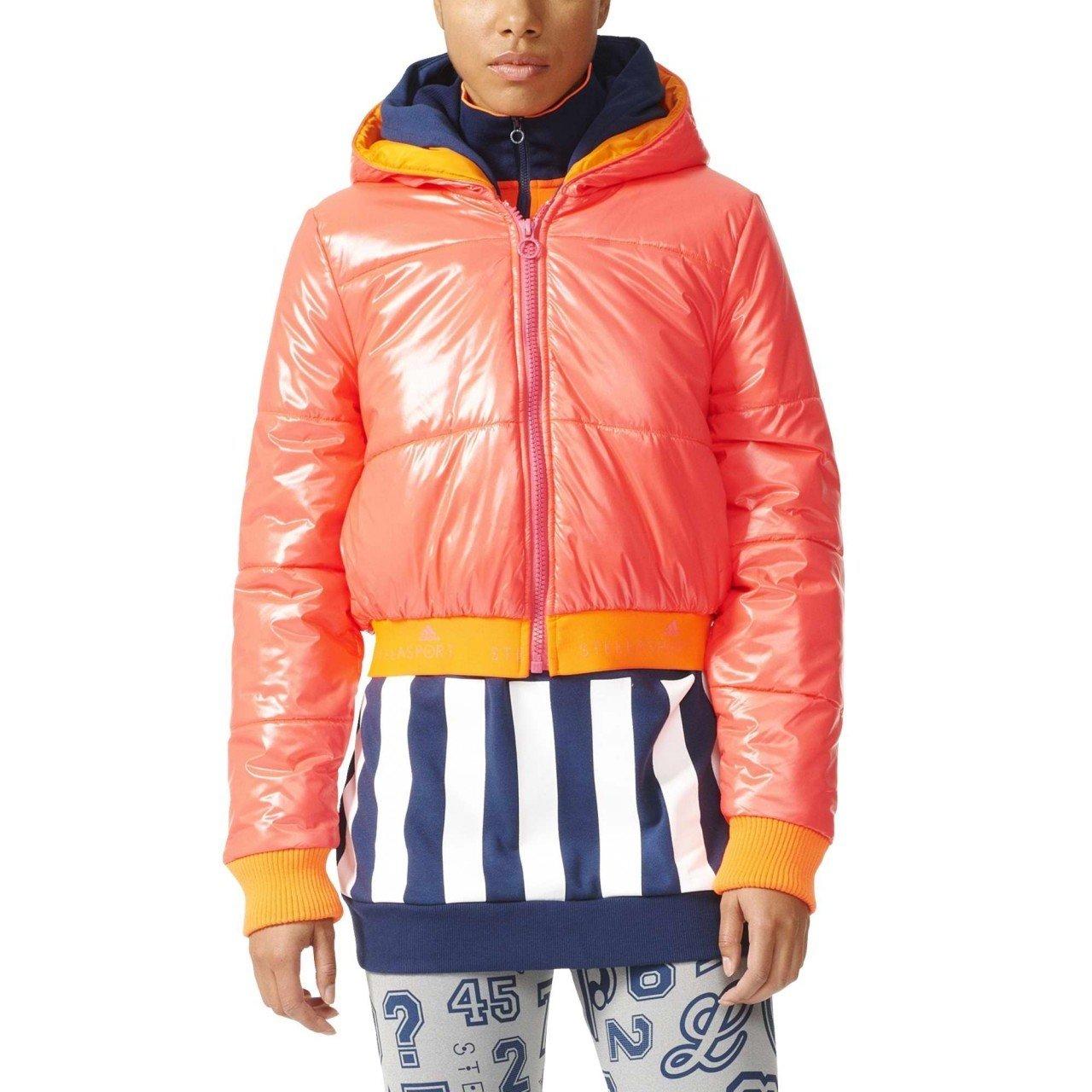 adidas stellasport(by Stella McCartney) warm puffer jacket