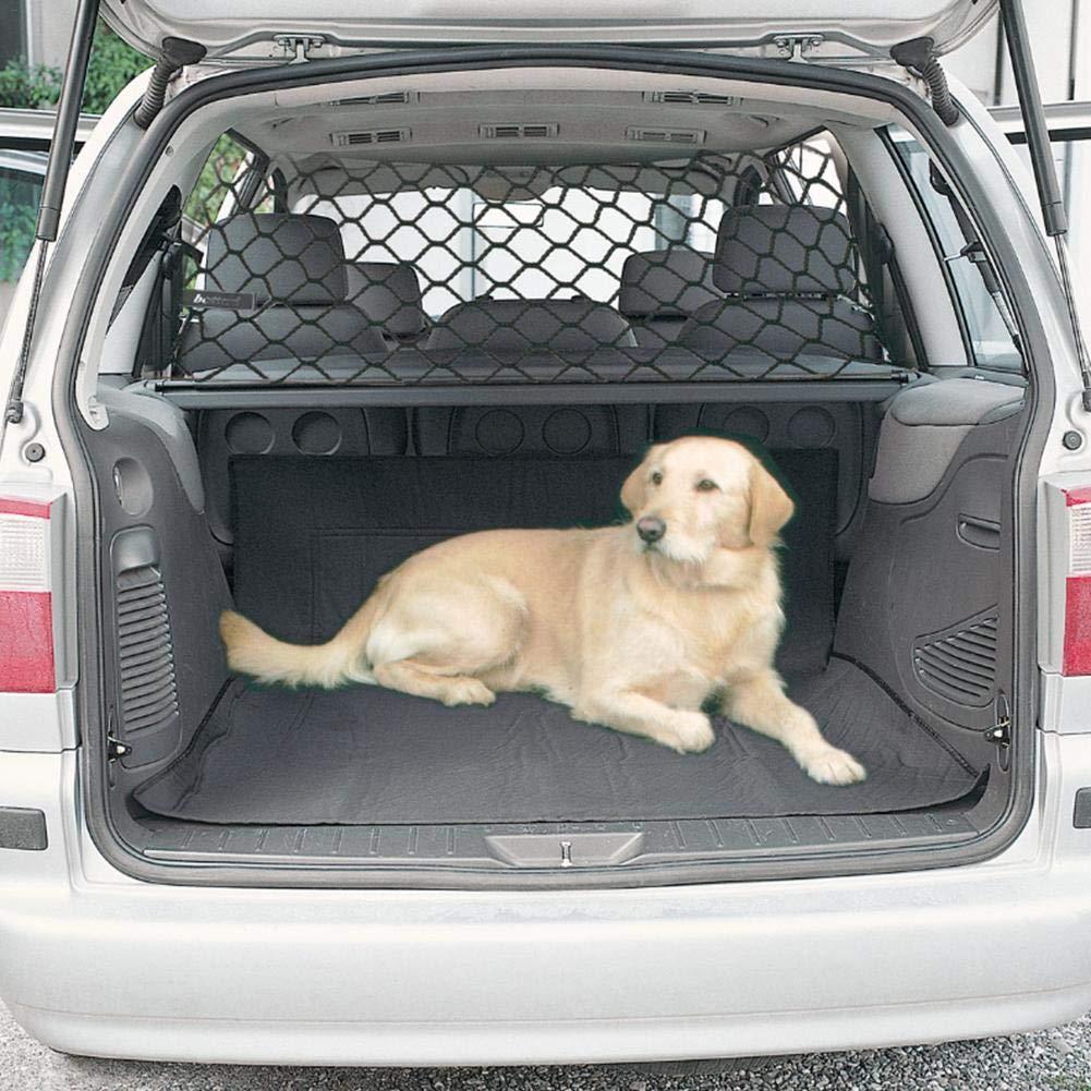 Starter New Dog Protection Net Car Isolation Barrier Pet Barrier Net Trunk Safety Net