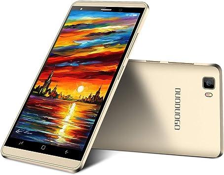 MAFENGWO Moviles Libres Baratos 4G, Teléfono Móvil de 5,2Pulgadas 16GB ROM Android 8.1 Quad Core Smartphone Libres Baratos 2800mAh Batería Dual SIM Cámara Moviles Baratos y Buenos (Oro): Amazon.es: Electrónica