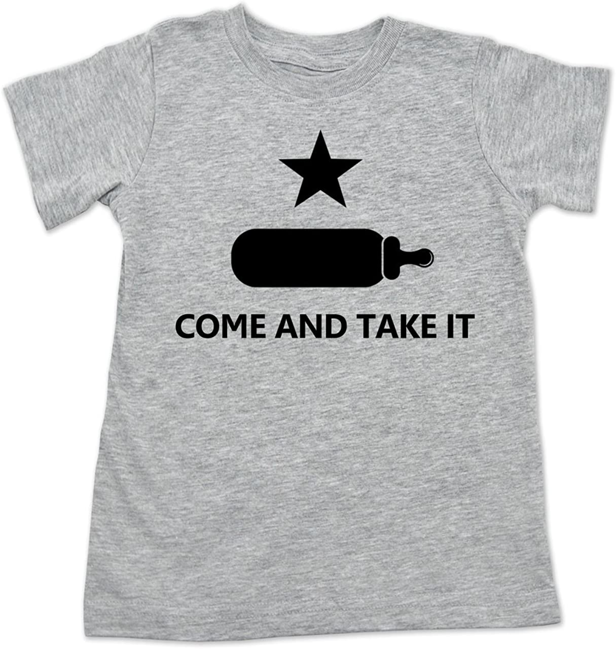 Vulgar Baby Come and Take It Toddler Shirt