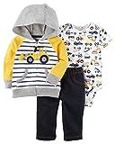Carter's Baby Boys' 3 Piece Little Jacket Set 9