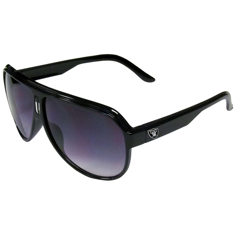 Sunglasses Malibu Fanartikel Fanshop Siskiyou Oakland Raiders Sonnenbrille