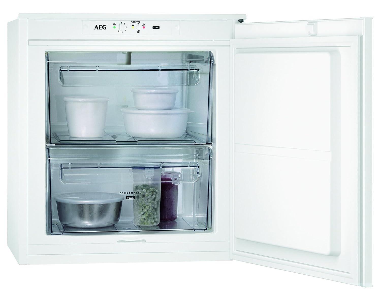 Aeg Kühlschrank A : Aeg abb as einbau gefrierschrank kleiner tiefkühlschrank mit