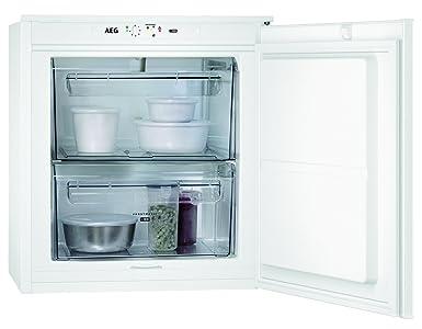 Aeg Kühlschrank Einbauen Anleitung : Aeg abb as einbau gefrierschrank mm l