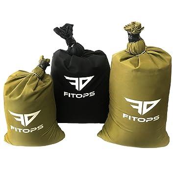 Amazon.com: Fit-Ops Alpha - Bolsas de arena para ejercicios ...