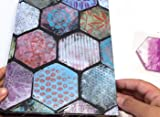 GELPRESS 10812-HEX Gel Petites 3/Pkg-Oval, Hexagon, Rectangle