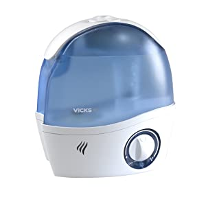 Vicks Paediatric Mini Ultrasonic Humidifier