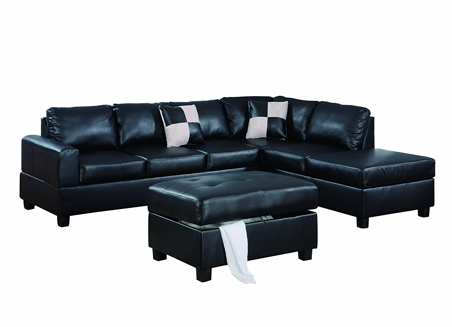 sectional beautiful microfiber stock sofa apartment sofas with of lovely chaise