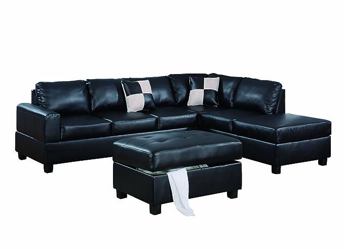 BOBKONA B004GBF5HW Sofas, Brown