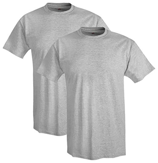 d5791e3f28ec6 Image Unavailable. Image not available for. Color  Hanes Men Short Sleeve X-Temp  T-Shirt ...