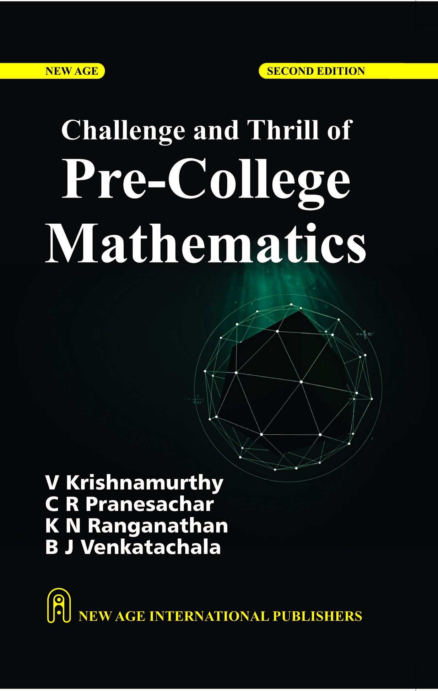 Buy Challenge and Thrill of Pre-College Mathematics Book Online at ...