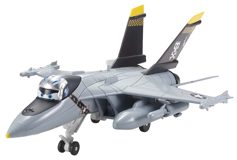 amazon com disney planes deluxe talking bravo plane toys u0026 games