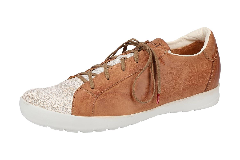 Think Zagg_282601, Zapatos de Cordones Brogue Para Hombre Weiß