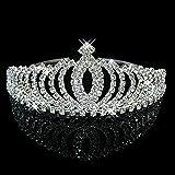 WINOMO Bridal Crown Stirnband Tiara Haarband for Hochzeit Party
