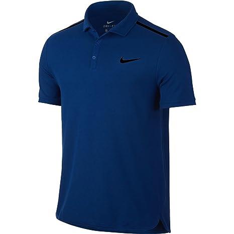 Nike M NKCT Dry ADV Polo SS CLSSC - Camiseta técnica, Mens: Amazon ...
