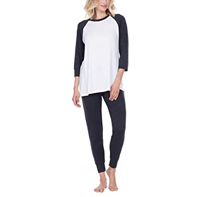 ba61f49b7ebc Honeydew Womens 2 Piece Pajama Set at Amazon Women s Clothing store