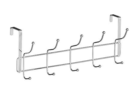 Premier Housewares - Perchero para puerta (10 ganchos)