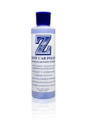 Zaino Z Show Car Polish For Regular Paint Ml Amazoncouk - Zaino show car polish
