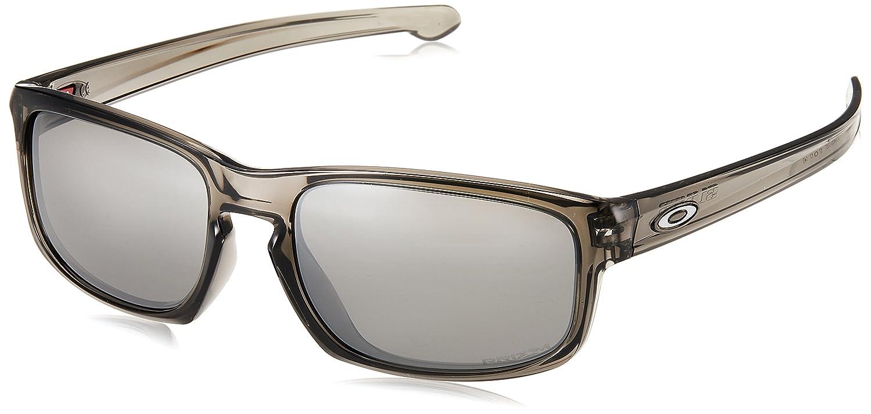 e1cd26fbce Amazon.com: Oakley Men's Sliver Stealth Asian Fit Sunglasses,OS,Gray  Smoke/Prizm Black: Clothing