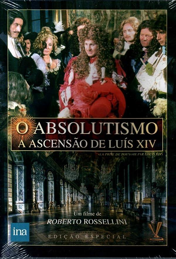 O Absolutismo - A Ascensão De Luís XIV - ( La prise de pouvoir par Louis  XIV ) Roberto Rossellini   Amazon.com.br
