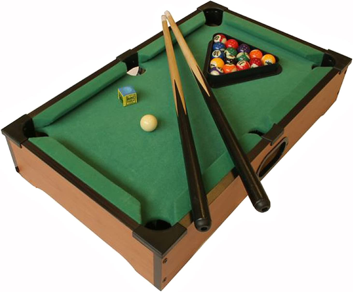 Mini Billar Juegos mesa billar 51 x 31 x 9,5 cm: Amazon.es ...