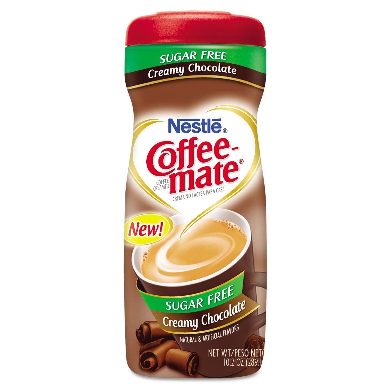 Coffee Mate Non-Dairy Coffee Creamer in Sugar Free Creamy ...