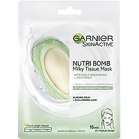 Garnier SkinActive Nutri Bomb Milky Tissue Mask Almond Milk
