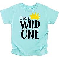 Wild One Boys 1st Birthday Outfit 1st Birthday Shirt Boys T Shirt