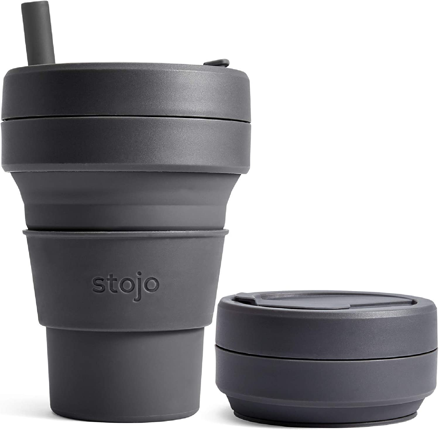 Pop Up Telescopic Travel Drinking Cup