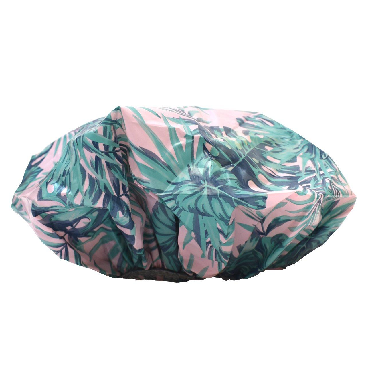 Betty Dain Betty Dain Hipster Collection Mold Resistant Shower Cap, Malibu