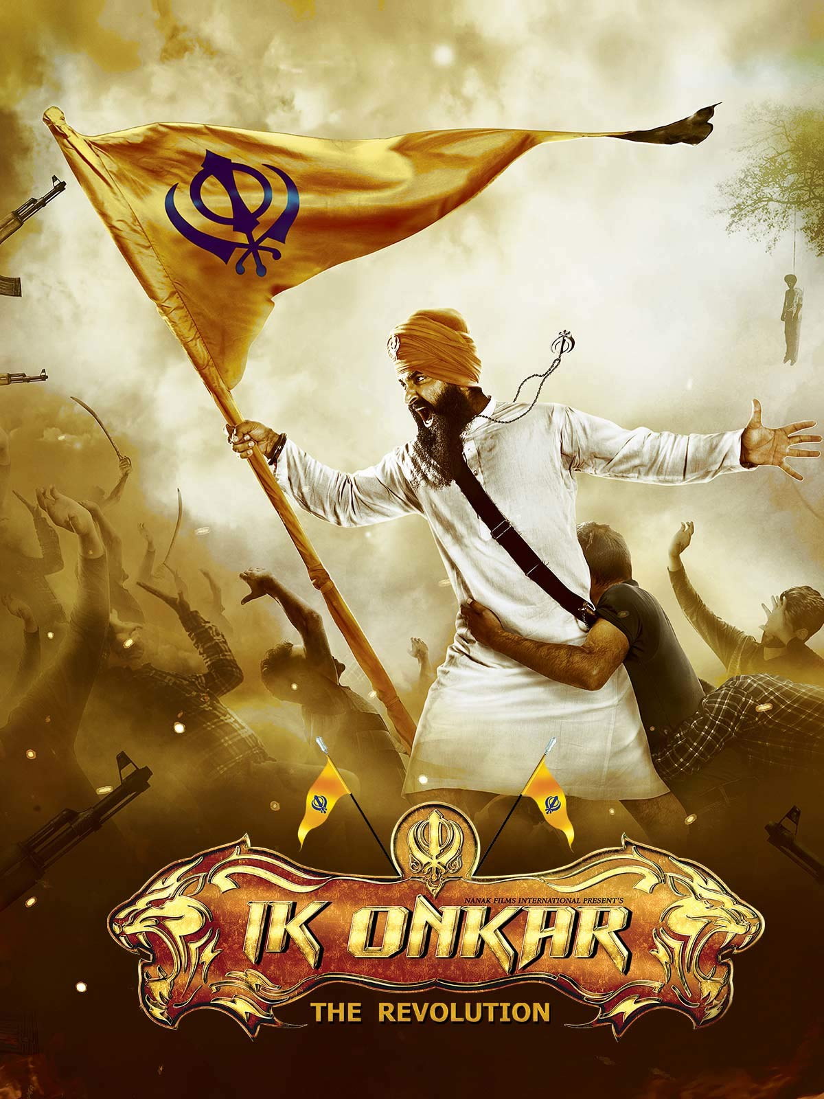 Ik Onkar (2017) Punjabi Movie 720p HDRip 1.3GB ESubs Free Download