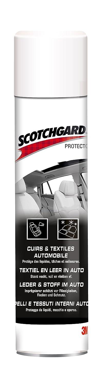 3M Scotchgard Spray Idrorepellente Antimacchia, Protezione per Abbigliamento e Accessori in Pelle e Tessuto, 400 ml 525769