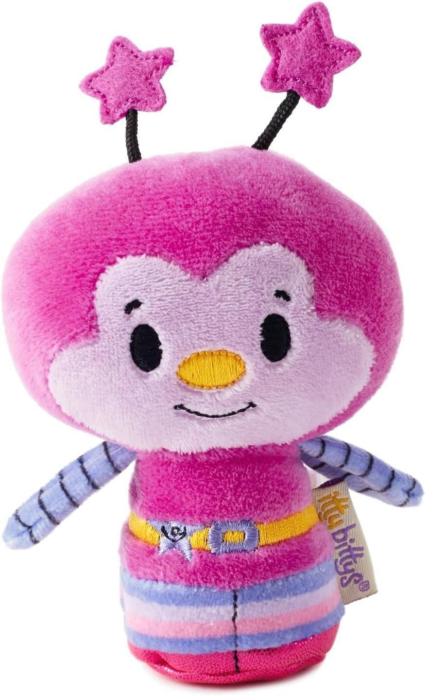Hallmark Shy Violet's I.Q. Sprite - Itty Bitty Plush Toy