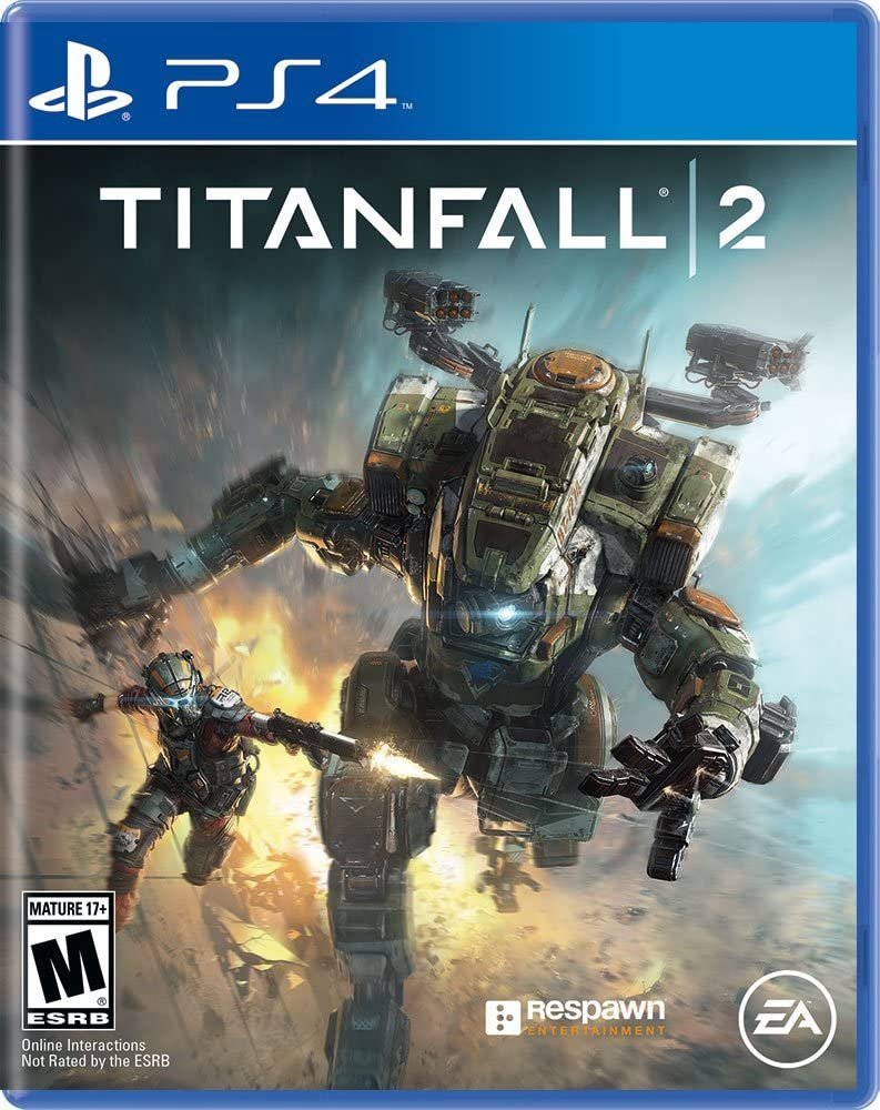 Titanfall 2 - PlayStation 4 (xmp)