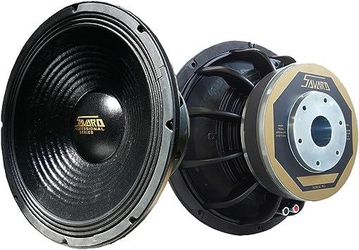 "SAVARD Speakers HiQ v2 Series 12/""inch Dual 4 Ohm Sub Woofer"