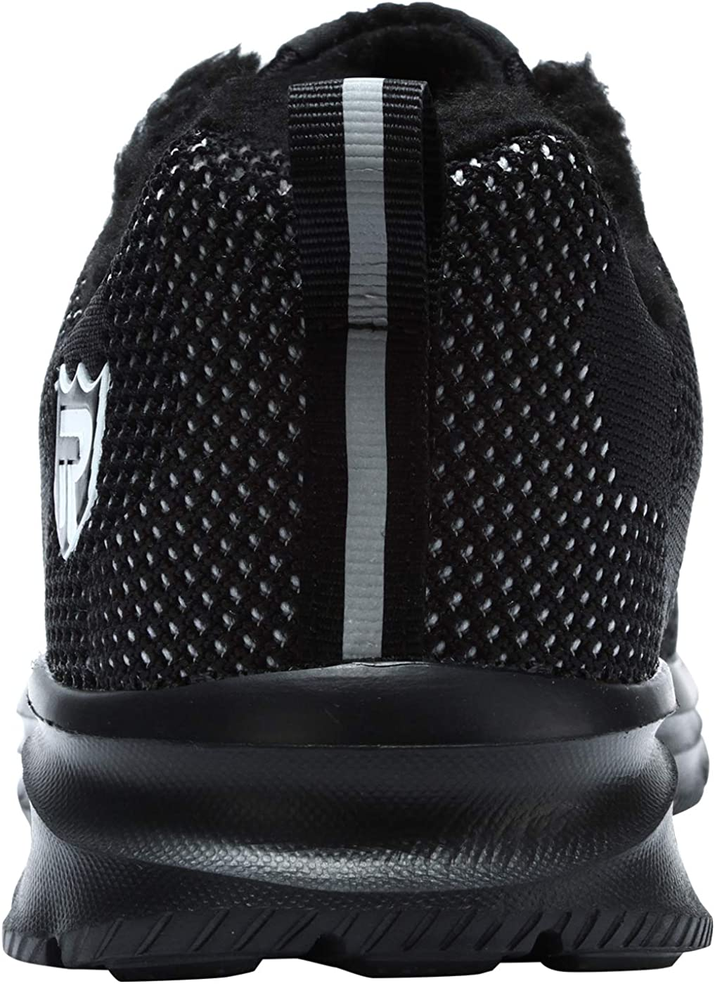 LARNMERN Sicherheitsschuhe Herren,L91169 SBP Arbeitsschuhe,Schutzschuhe mit Stahlkappen Anti-Punktion Leicht Atmungsaktiv Schuhe