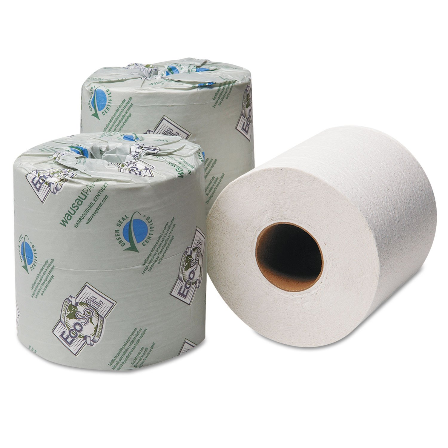 Amazoncom Ecosoft Seal Ply Toilet Paper Sheets Per Roll - Bathroom tissue on sale