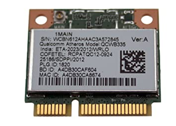 Acer Aspire F5-571 Atheros WLAN/Bluetooth Windows 8 X64
