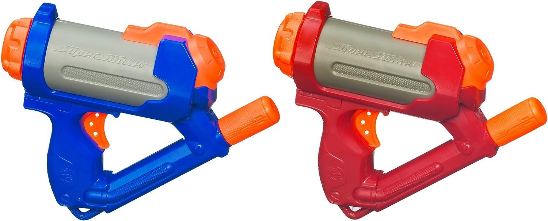 Hasbro Nerf Super Soaker Hydro Fury 2 pack - Set de 2 pistolas de agua: Amazon.es: Juguetes y juegos