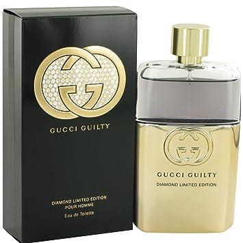 3692536b2e2 Amazon.com   Guccî Guilty Diamond Pour Homme Eau De Toilette Spray (Limited  Edition)