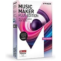 MAGIX Music Maker – 2018 Plus Edition – Musik produzieren, aufnehmen und mixen