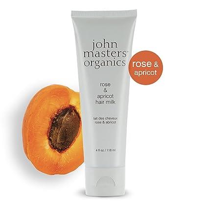 john masters organics Rose & Apricot Hair Milk - cremas para el cabello (Mujeres,