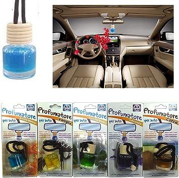 Marannashop® 24 Deodoranti per Auto Boccetta Profumo Deodorante