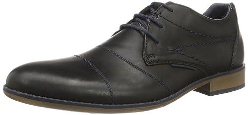 Mens 11831 Ankle Boots, Black, 7.5 UK Rieker
