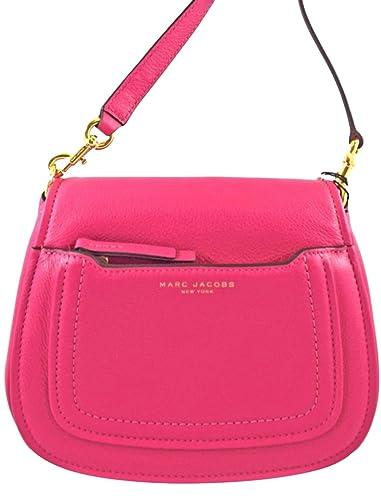 0dc96cba68e0 Amazon.com  Marc Jacobs Empire City Mini Messenger Leather Crossbody Bag   Shoes